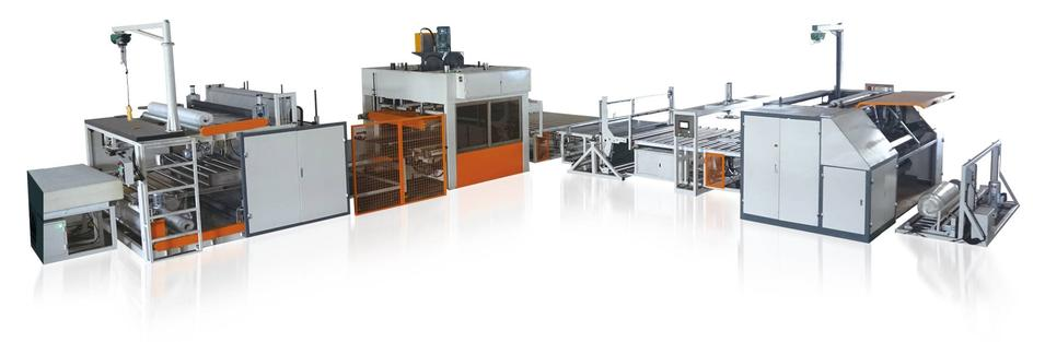 BZ-4 Mattress Compress and Roll-Packing Machine