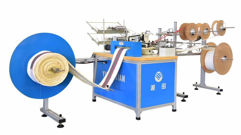 BHY-2 Mattress Border Decorative Machine