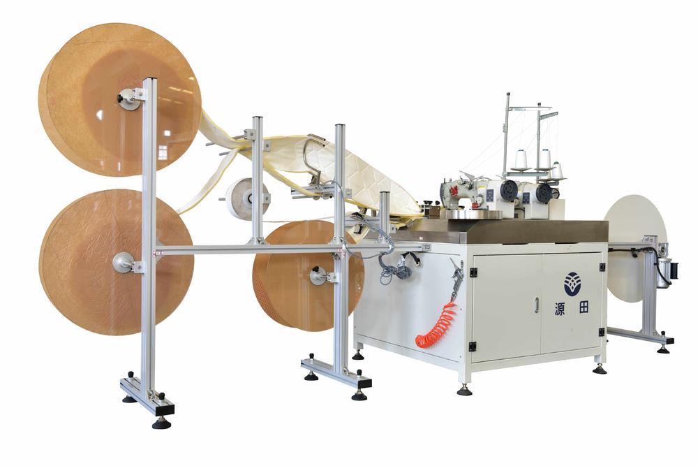 BHY-4 Euro-top Sewing Machine
