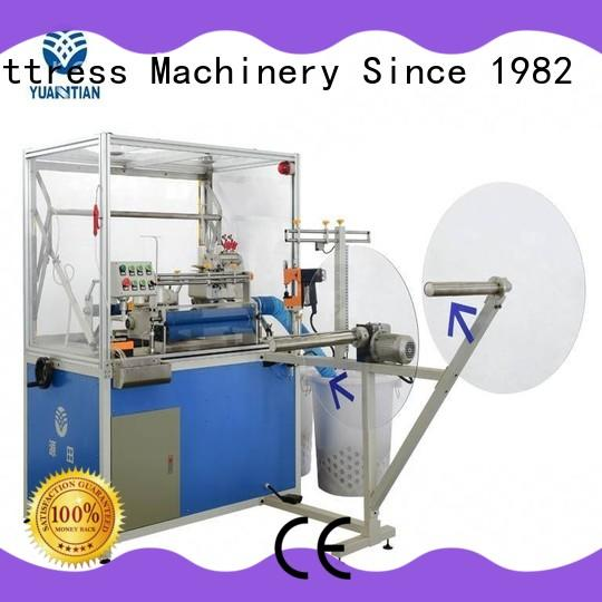advanced Multi-function Flanging Machine order now yuantian