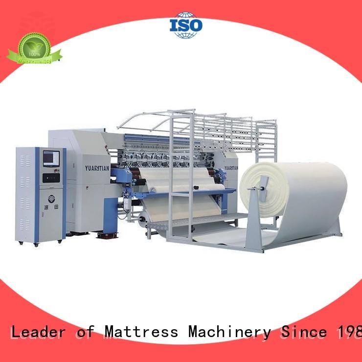 LS-320 Lockstitch Multi-Needle Mattress Quilting Machine