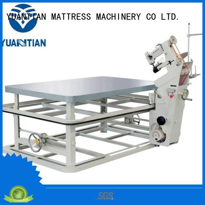 YUANTIAN Mattress Machines scientific mattress tape edge easy-operation