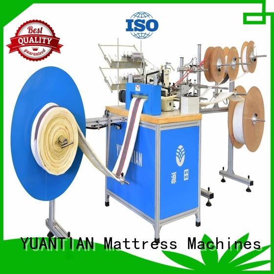 YUANTIAN Mattress Machines mattress sewing machine manufacturers buy now workforce