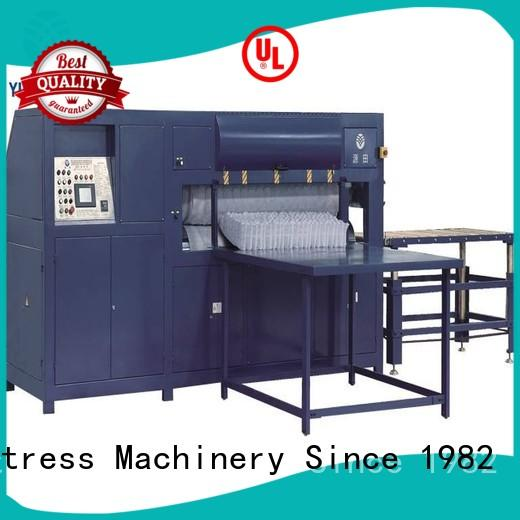 YUANTIAN Mattress Machines fine- quality mattress wrapping machine workshop