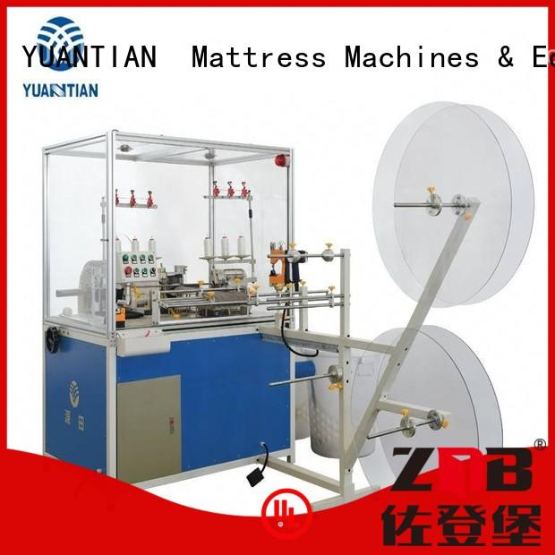 Hot heads Double Sewing Heads Flanging Machine double YUANTIAN Mattress Machines Brand