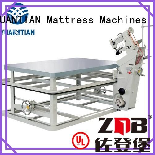 mattress tape table binding mattress tape edge machine YUANTIAN Mattress Machines Brand