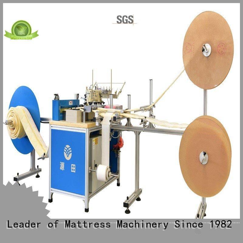 YUANTIAN Mattress Machines Brand longarm Mattress Sewing Machine
