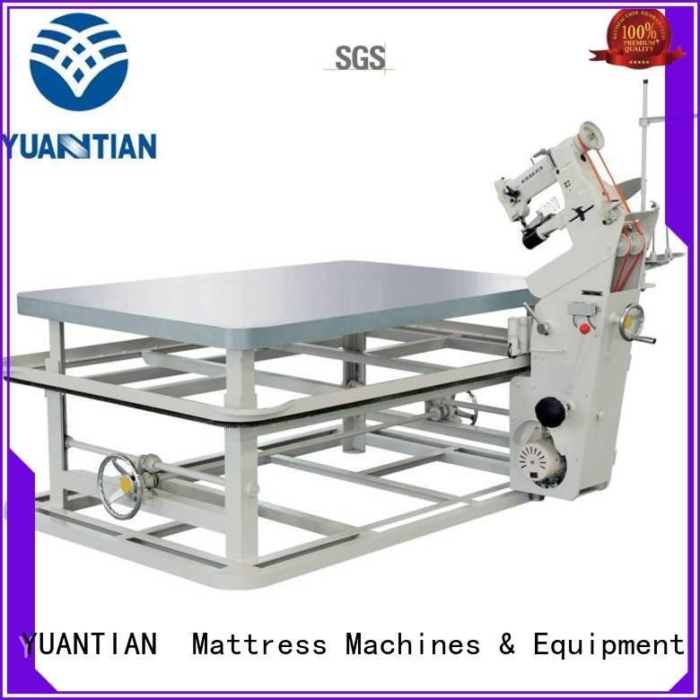 YUANTIAN Mattress Machines mattress tape edge machine edge binding mattress machine
