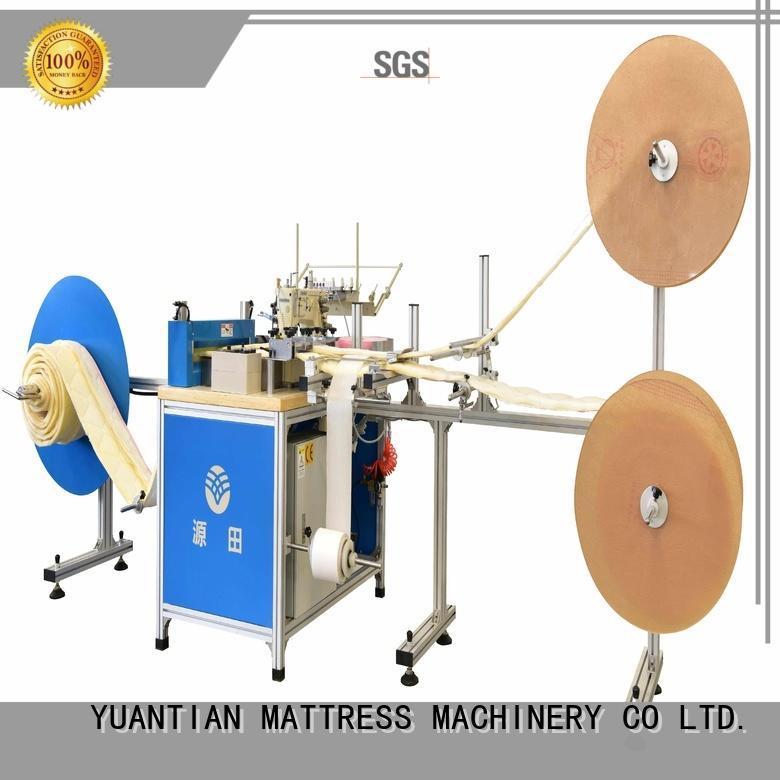 YUANTIAN Mattress Machines durable Mattress Sewing Machine bulk production yuantian