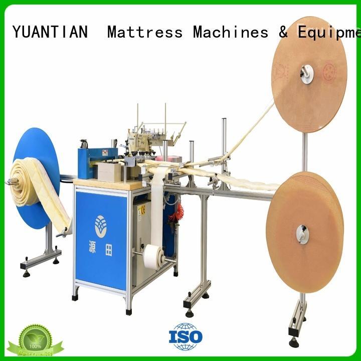 autimatic mattress sewing YUANTIAN Mattress Machines Brand Mattress Sewing Machine