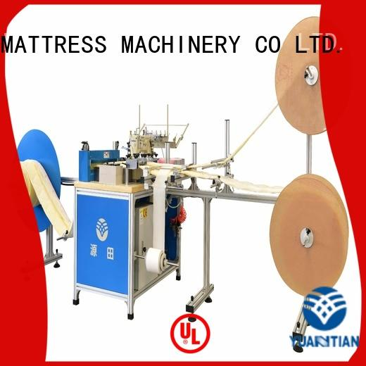 Mattress Sewing Machine bulk production workforce