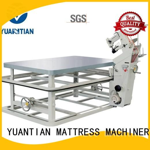 mattress tape edge machine for wholesale workforce YUANTIAN Mattress Machines