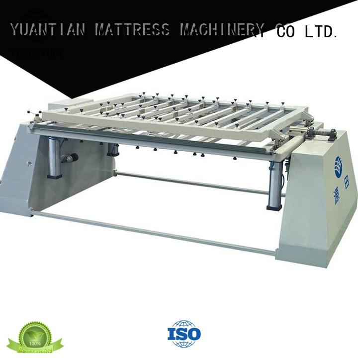 YUANTIAN Mattress Machines high efficiency mattress border machine widely-use easy-operation