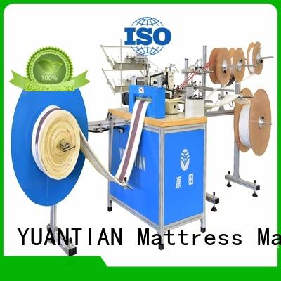 used mattress tape edge sewing machine yuantian YUANTIAN Mattress Machines