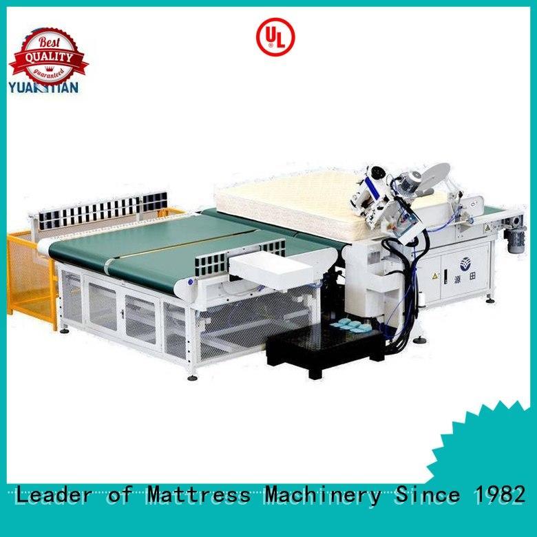 YUANTIAN Mattress Machines scientific New mattress tape edge sewing machine easy-operation