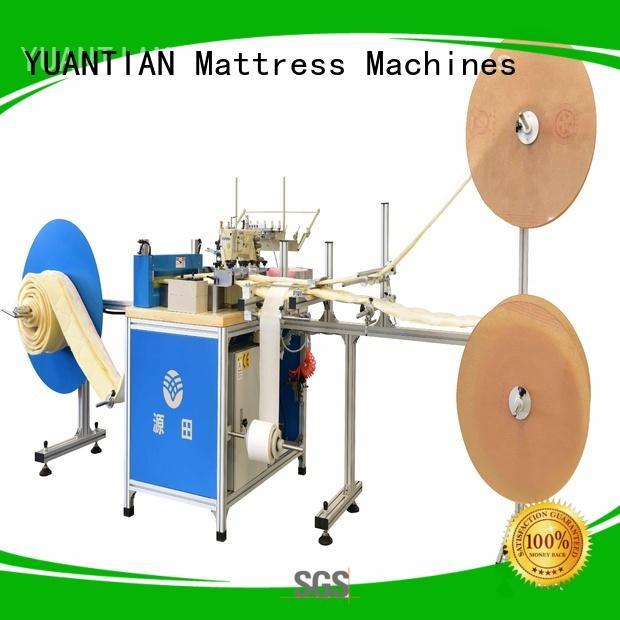 YUANTIAN Mattress Machines Mattress Sewing Machine from manufacturer yuantian