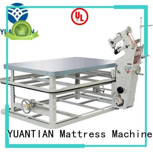 solid mattress edge banding machine free design factory