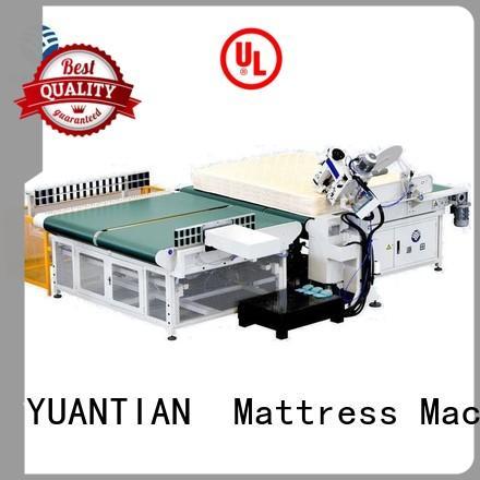 YUANTIAN Mattress Machines mattress tape edge machine buy now faculty