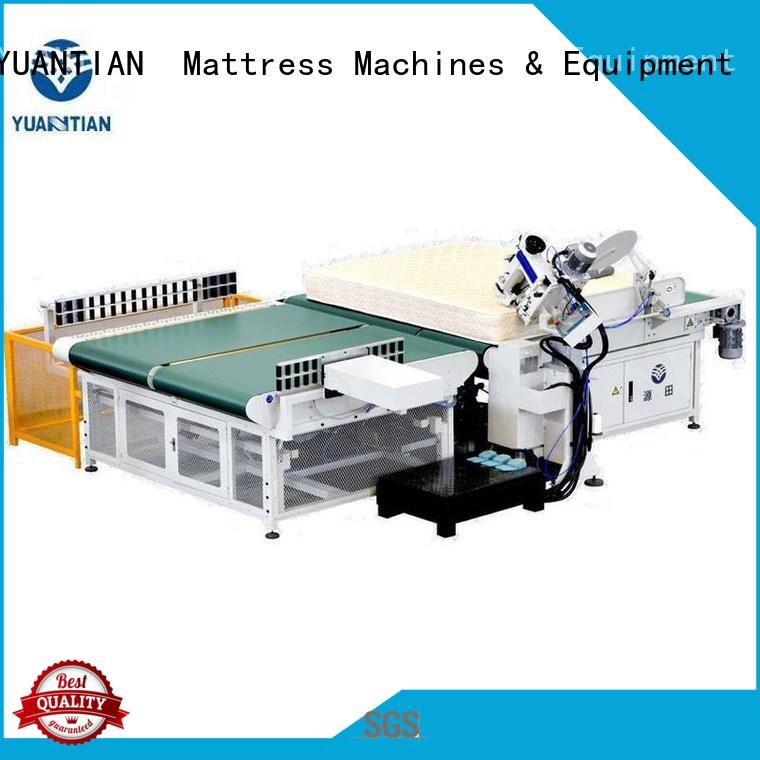 Quality YUANTIAN Mattress Machines Brand mattress tape edge machine mattress