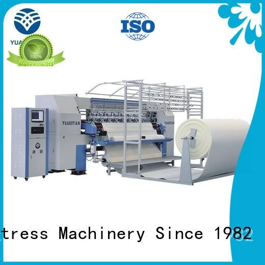 YUANTIAN Mattress Machines lockstitch quilting machine for mattress vendor easy-operation