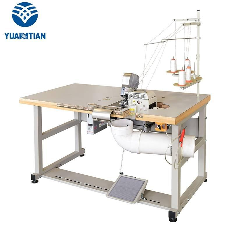 DS-8A  Multi-function Mattress Flanging Machine