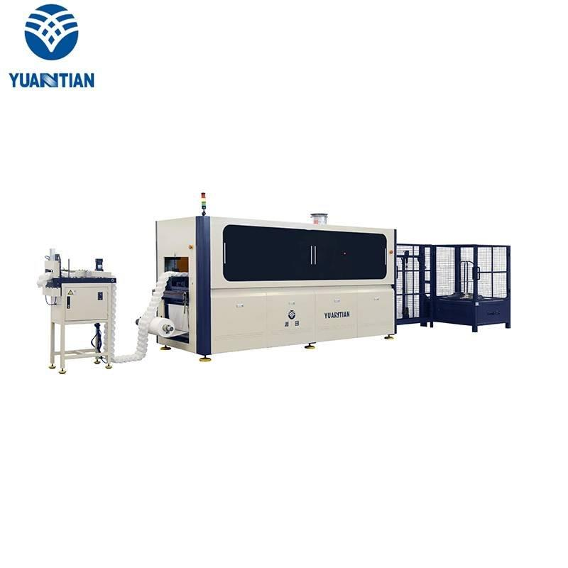 DZG-6 Automatic High Speed Pocket Spring Machine