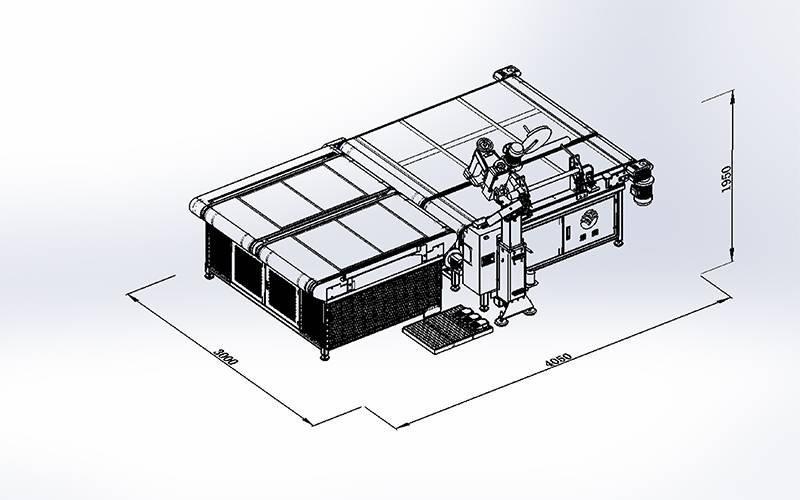 WB-4A床垫围边机