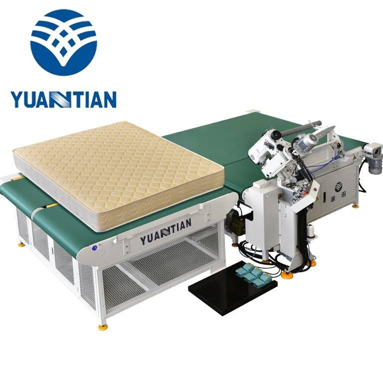 WB-4A Mattress Tape Edge Machine