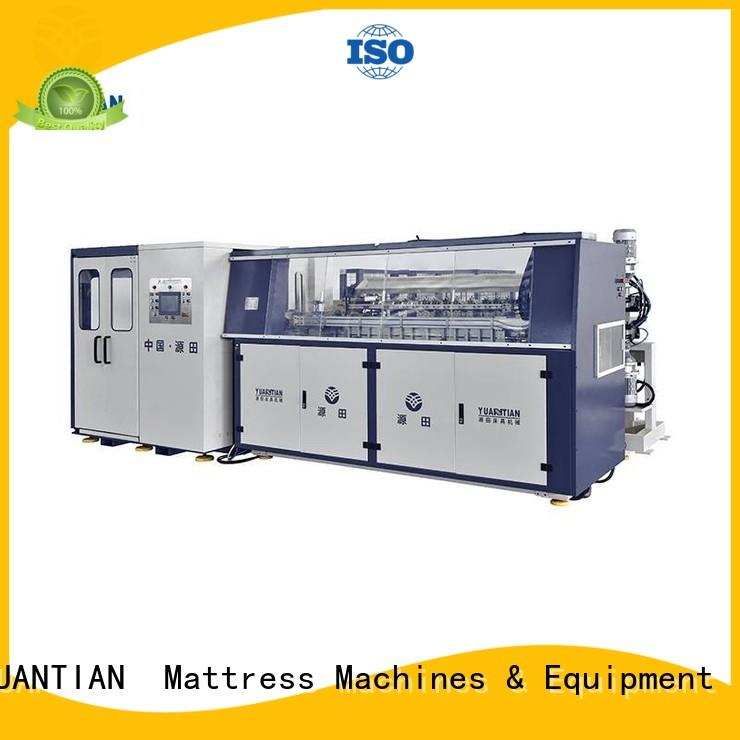 first-rate Automatic Bonnell Spring Coiling Machine easy-operation