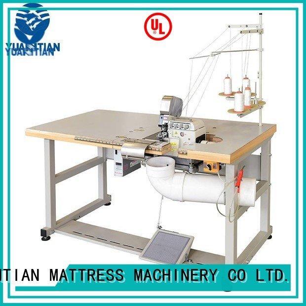 machine sewing YUANTIAN Mattress Machines Mattress Flanging Machine