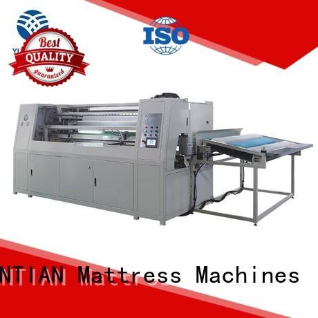 assembling pocket machine Automatic Pocket Spring Assembling Machine YUANTIAN Mattress Machines manufacture