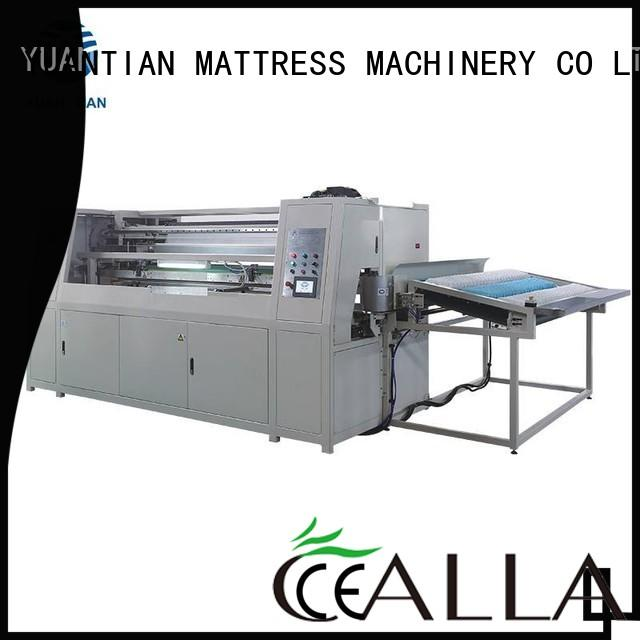 YUANTIAN Mattress Machines fine- quality Spring Assembling Machine supplier faculty