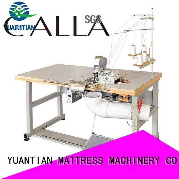 Wholesale heads heavyduty Mattress Flanging Machine YUANTIAN Mattress Machines Brand