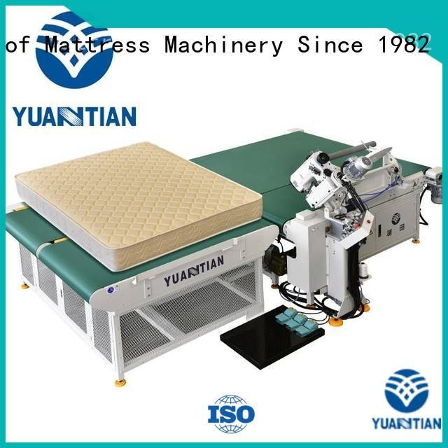 high-quality mattress tape edge machine workshops easy-operation