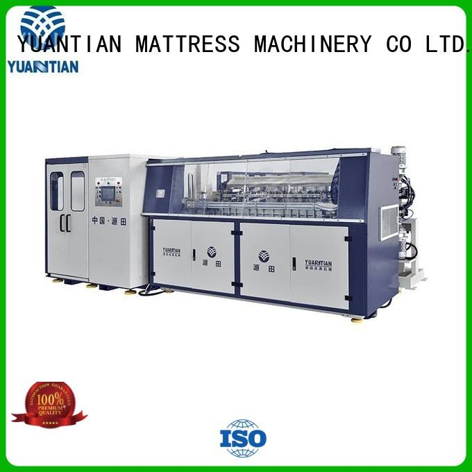 YUANTIAN Mattress Machines spring Bonnell Spring Machine free quote yuantian