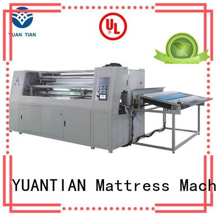 reliable Spring Assembling Machine vendor faculty YUANTIAN Mattress Machines