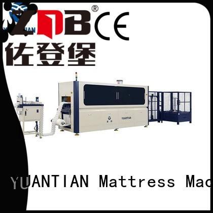 YUANTIAN Mattress Machines useful Automatic Pocket Spring Production Line bulk production yuantian