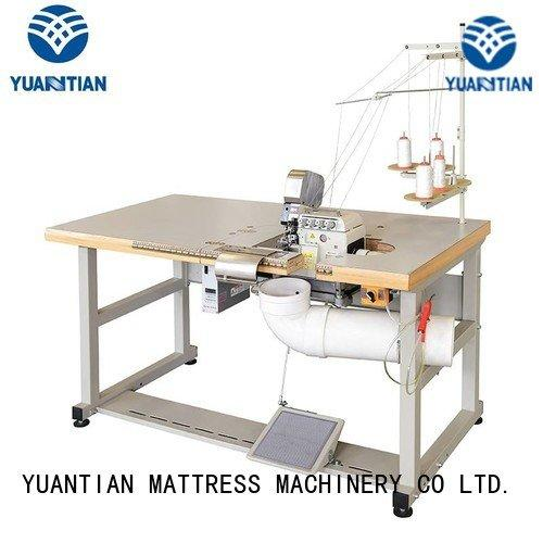 Hot Double Sewing Heads Flanging Machine heads Mattress Flanging Machine ds5 YUANTIAN Mattress Machines