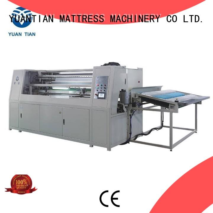 YUANTIAN Mattress Machines Spring Assembling Machine manufacturer yuantian