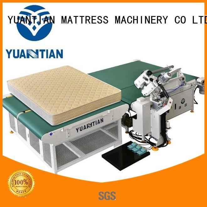 high-quality mattress edge banding machine buy now workshop