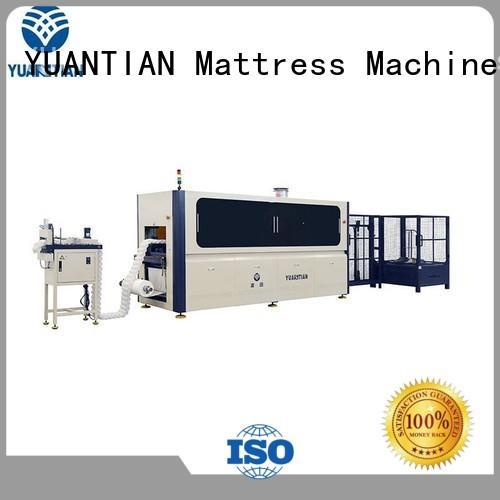 YUANTIAN Mattress Machines Automatic High Speed Pocket Spring Machine inquire now workshop