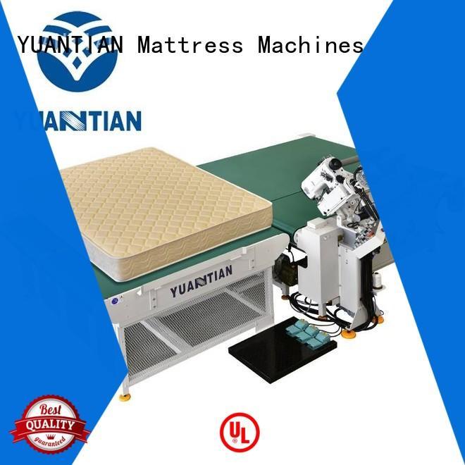 YUANTIAN Mattress Machines scientific mattress edge banding machine easy-operation