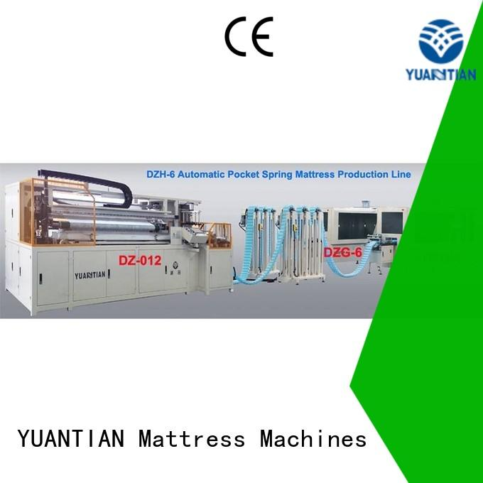 stable Automatic Pocket Spring Production Line easy-operation