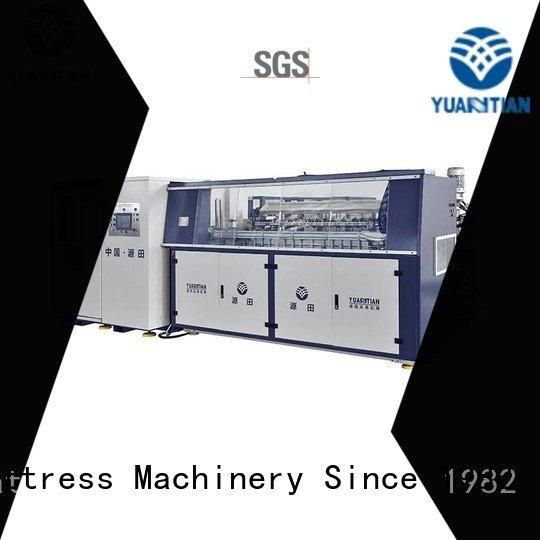 machine line Automatic Bonnell Spring Coiling Machine spring YUANTIAN Mattress Machines